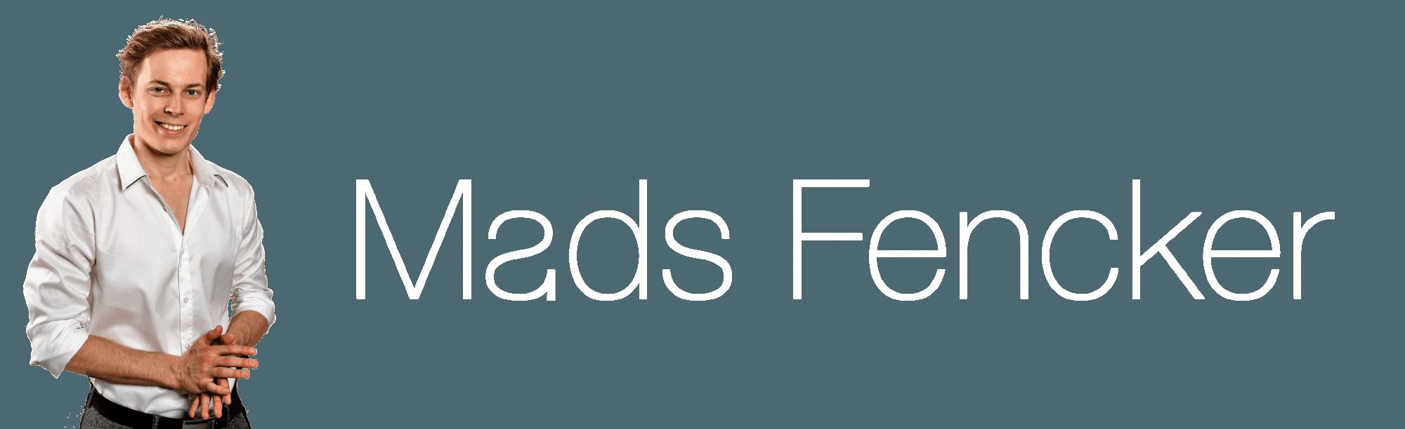Mads Fencker - Underholdning